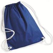 Drawstring Backpack with White DUROcord®